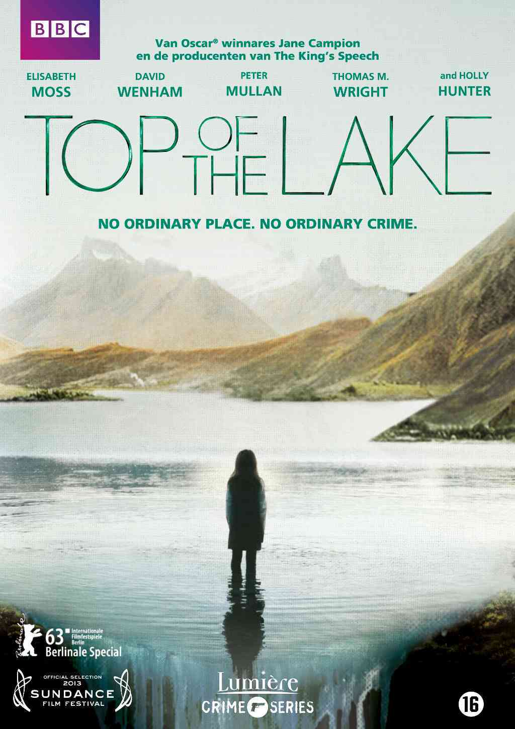 Top of the Lake filmposter